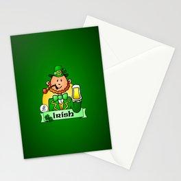St. Patrick's Day Stationery Cards