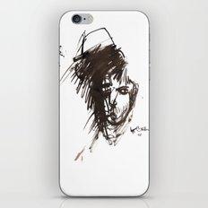 Self Portrait iPhone & iPod Skin