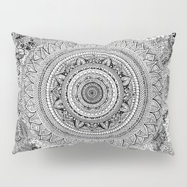 Ancient Ruins Pillow Sham