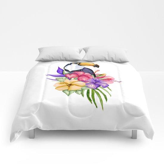 Toucan Comforters