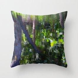 Aquarela Throw Pillow