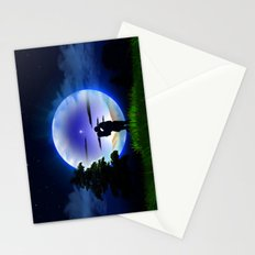 Love is infinite. Stationery Cards