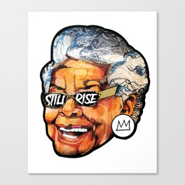 Maya Angelou Canvas Print