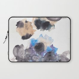 170714 Abstract Watercolour Play 10 |Modern Watercolor Art | Abstract Watercolors Laptop Sleeve