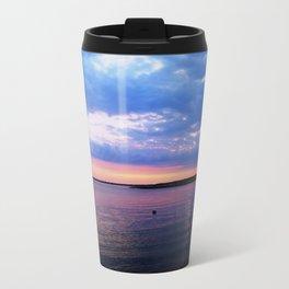 Bayside sunset Travel Mug