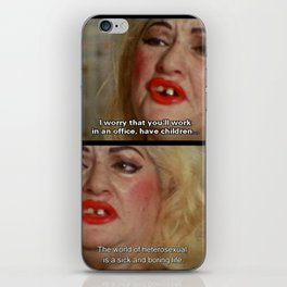 Heterosexual iPhone Skin