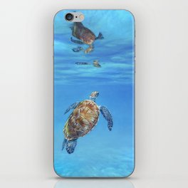 Sea Jewel iPhone Skin