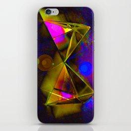 Blackhole Prism iPhone Skin