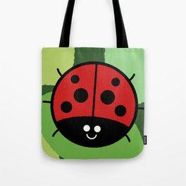 Cutesy Crawlies — Ladybird Tote Bag
