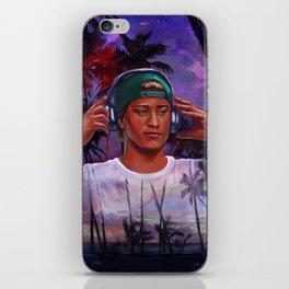 Kygo iPhone Skin