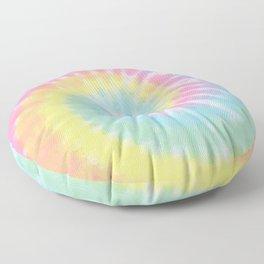 Pastel Tie Dye Floor Pillow