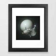 MILKWARM (everyday 10.13.16) Framed Art Print
