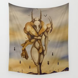 Carry On Wall Tapestry