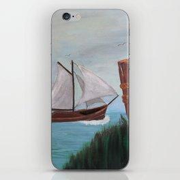 Joseph's Boat iPhone Skin
