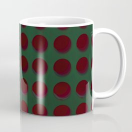 One dot doesn't conform to the norm! Be different! Stand out! Rebel! Coffee Mug