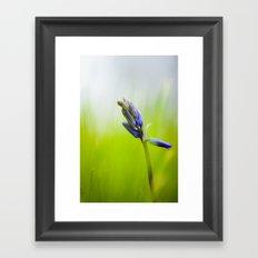 The Drifter Framed Art Print