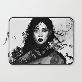 Kim Sung Hee Laptop Sleeve
