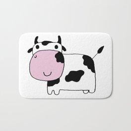 Holstein Cow Bath Mat
