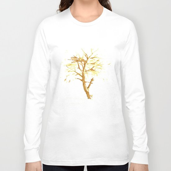 Colors of Tree  Long Sleeve T-shirt