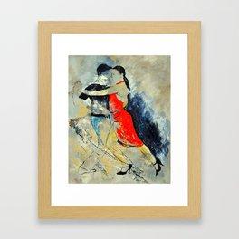 tango 10831 Framed Art Print