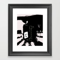 Transfer Framed Art Print