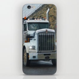 Delivery Done! Truck Art iPhone Skin