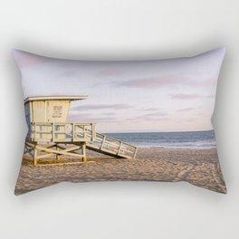 Manhattan Beach Rectangular Pillow