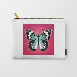 Butterfly Queen Carry-All Pouch