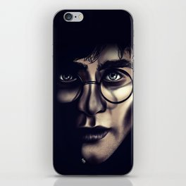 Boy Who Lived iPhone Skin