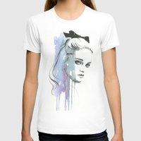 sky ferreira T-shirts featuring Sky Ferreira by Cora-Tiana