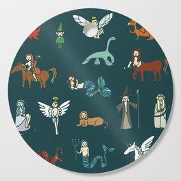 Creatures Cutting Board