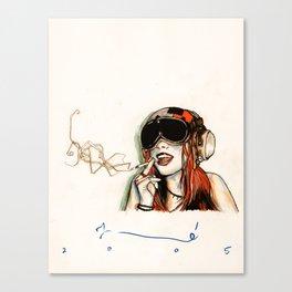 richelle Canvas Print