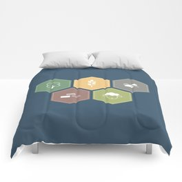 Economics Comforters