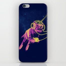 If There's A Rocket, Tie Me To It iPhone Skin