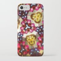 kaleidoscope iPhone & iPod Cases featuring Kaleidoscope by ADH Graphic Design