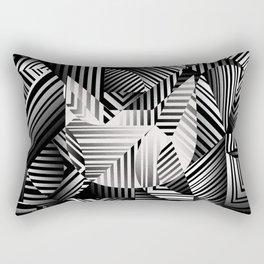 Dazzle cat Rectangular Pillow