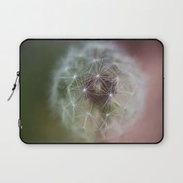 Dandelion Italian Flag Laptop Sleeve