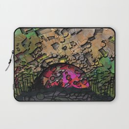 Chaos Architectural Illustration 67 Laptop Sleeve