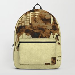 Binghamton New York Cityscape Backpack