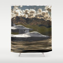 Fighter Jets Shower Curtain