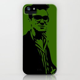 Morrisey iPhone Case