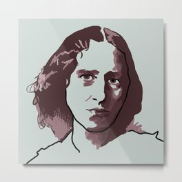 George Eliot Metal Print