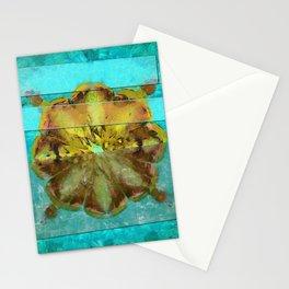 Embezzled Head Trip Flower  ID:16165-074104-06071 Stationery Cards