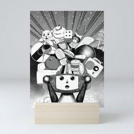 Roll With It Mini Art Print