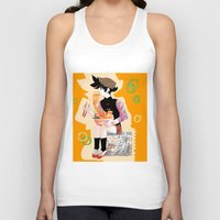 ramen Tank Tops featuring Royal Ramen by f-premaur