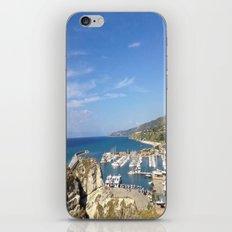 Italian Beach 2 iPhone & iPod Skin