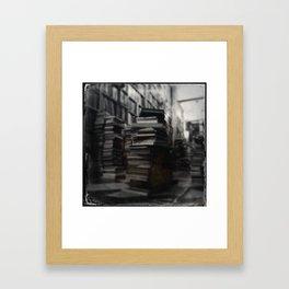 Torre de Babel Framed Art Print