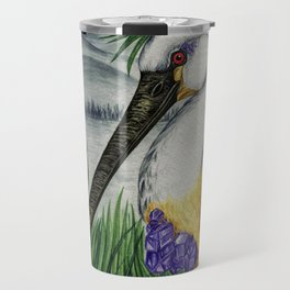 Within the Reeds Travel Mug