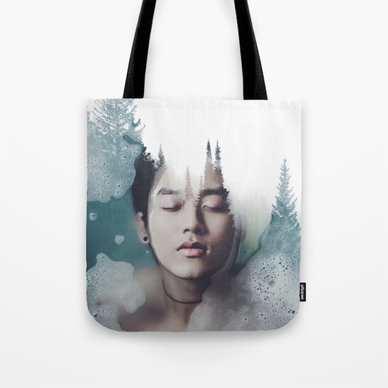 Dreams of the forest Tote Bag