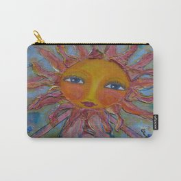 Miss Sunshine - Whimsies of Light Children Series Carry-All Pouch